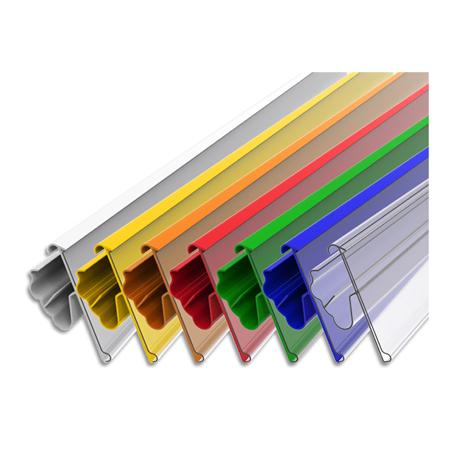Ценникодержатель цветной 800