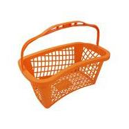 Покупательская корзина 27 л. SLIM (пластик)