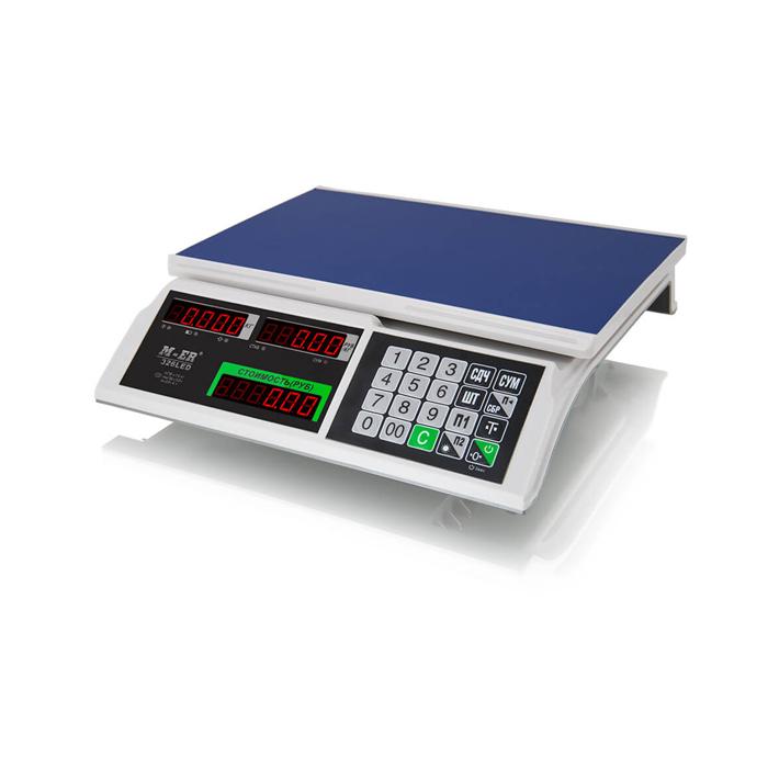 Торговые весы M-ER 326 AC LED