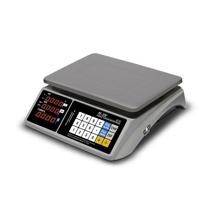 Торговые весы M-ER 328 AC LED RS-232