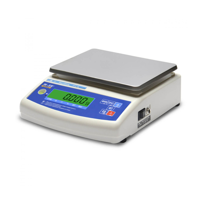 Лабораторные весы M-ER 122 АCF LCD